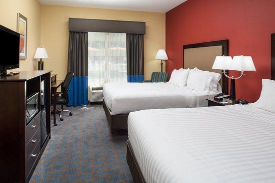 West Monroe, LA: Double Bed Guest Room