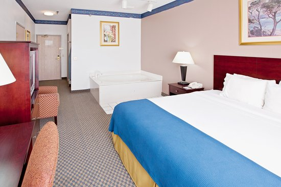 Holiday Inn Express Elkhart North - I-80/90 EX. 92: Guest Room