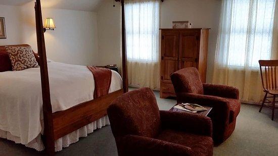 นิวตัน, นิวเจอร์ซีย์: Mallard Junior Deluxe Guest Room