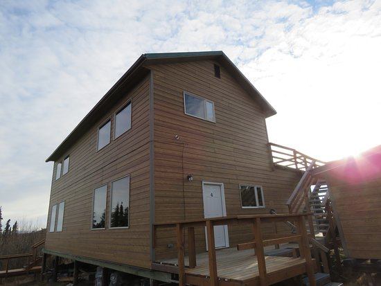 Aurora Borealis Lodge: The accomodation