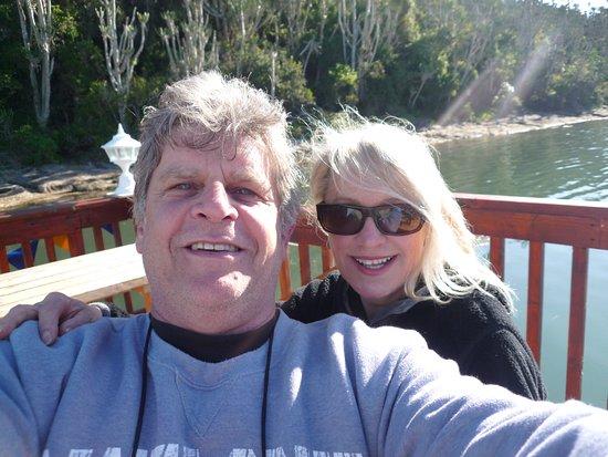 Kenton-on-Sea, Güney Afrika: Selfies at the Sandbar ...