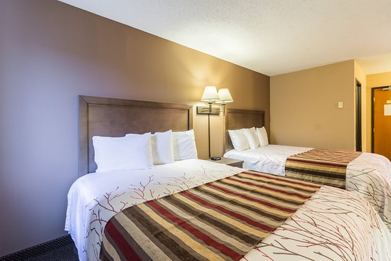 Red Wing, MN: Guest room