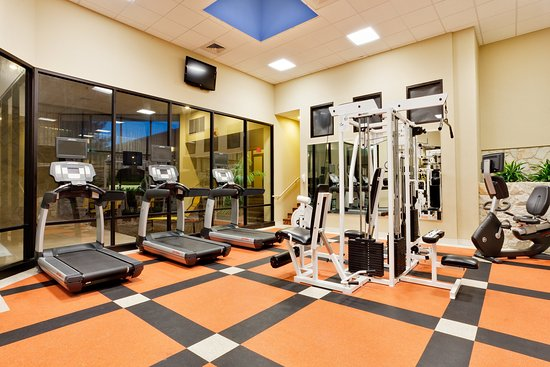 Wyomissing, PA: Fitness Center available 24/7 with key card access.