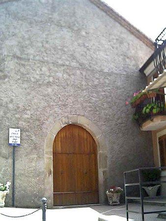 Calvello, Italy: Chiesa della Madonna degli Angeli