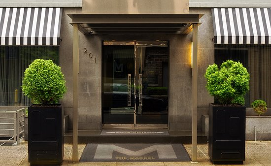 The Marcel at Gramercy: Entrance at Marcel at Gramercy New York