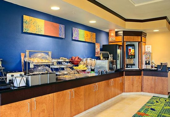 Oxford, Алабама: Breakfast Bar