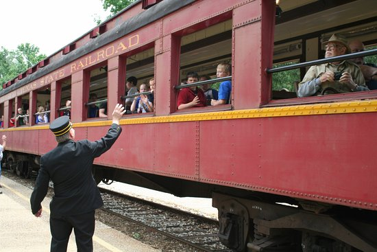 Rusk, เท็กซัส: The Texas State Railroad offers rides with something for everyone including holiday rides!