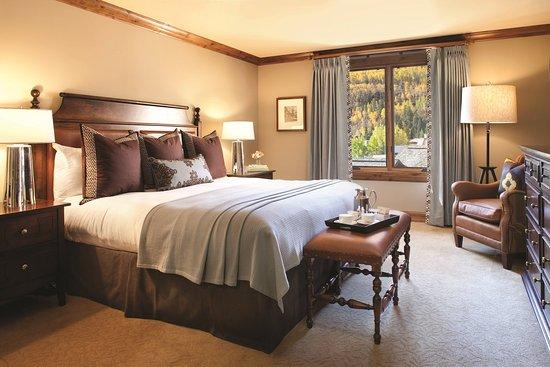 The Sebastian - Vail: The Sebastian Bd Residential Suite King Bedroom