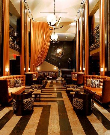 Lobby at Empire Hotel New York