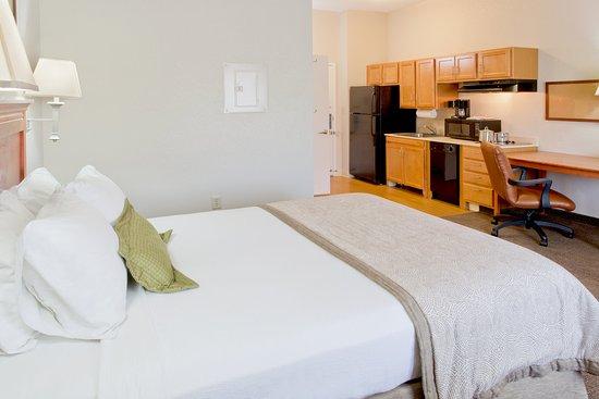 Medford, Oregón: Single Bed Guest Room