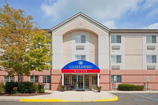 Horsham, Pensilvania: Hotel Exterior