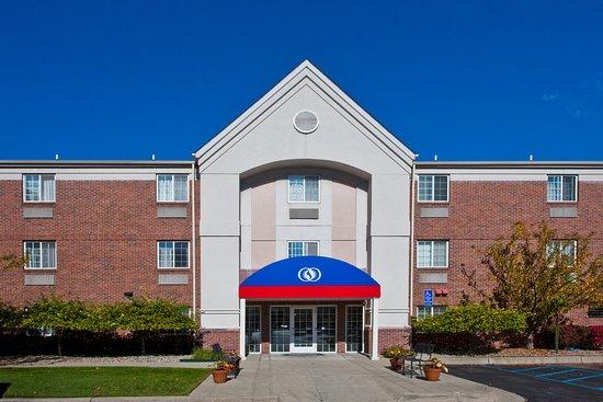 Southfield, MI: Hotel Exterior
