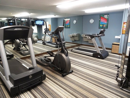 Braintree, MA: Fitness Center
