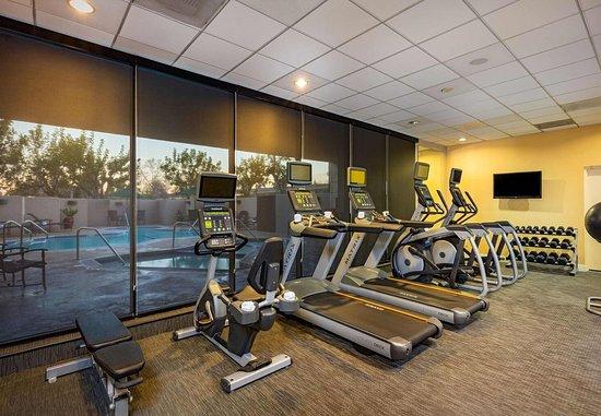 Monrovia, Kalifornien: Fitness Center