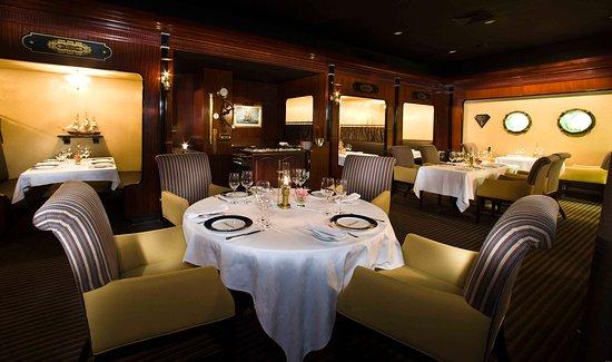 Delta Beausejour Hotel: Restaurant