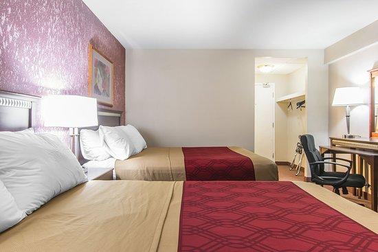 Orillia, แคนาดา: Guest Room