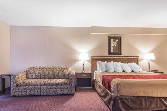 Orillia, Canadá: Guest Room