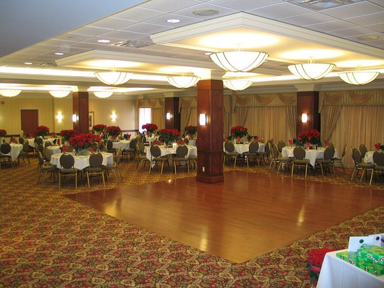 Holiday Inn Express & Suites Milton: Ballroom