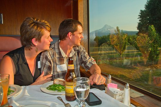 Mt. Hood Railroad: Bring a loved one and come aboard today!