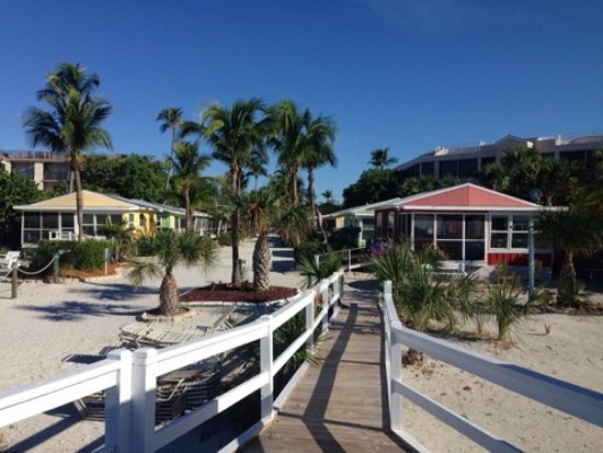 Fun and relaxed get a-way - Review of Beachview Cottages