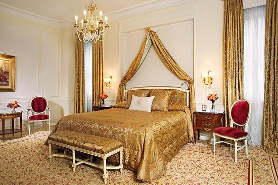 Alvear Palace Hotel: Alvear Suite Bedroom