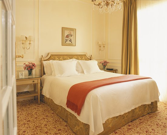 Alvear Palace Hotel: Junior Suite Bedroom