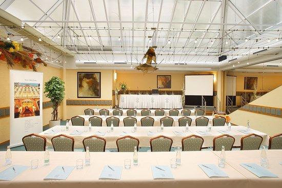 Adria Hotel Prague: Meeting Room