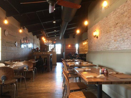 Delicious Pizza Review Of Moroso Wood Fired Pizzeria Waco Tx Tripadvisor