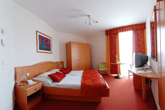 Gyor, Hungary: superior room