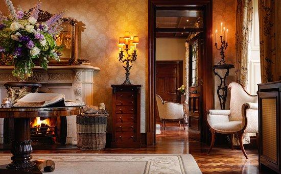 Bushypark, Ierland: Glenlo Abbey Hotel Reception
