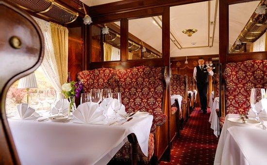 Bushypark, Ierland: Riverroom Restaurant