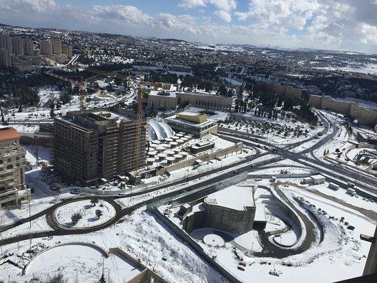 Crowne Plaza Hotel Jerusalem: View from Property