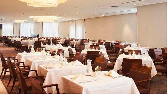 Crowne Plaza Hotel Jerusalem: Breakfast Area