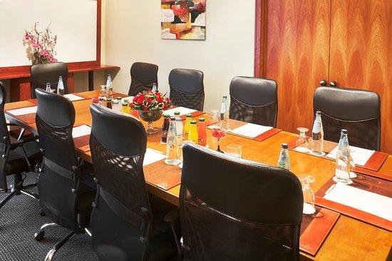 Crowne Plaza Hotel Jerusalem: Boardroom