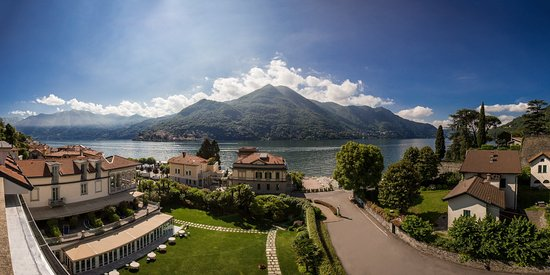 Grand Hotel Imperiale : Panorama Lake Como Villa Imperiale