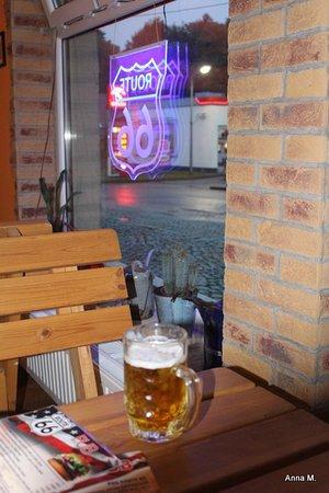 Swieradow Zdroj, Poland: Smaczne piwo