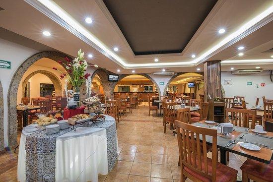 Malibu Hotel: Restaurant Buffet