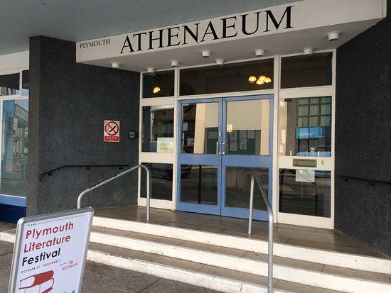Plymouth Athenaeum Theatre