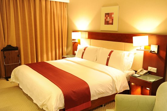Hohhot, จีน: King Bed Guest Room