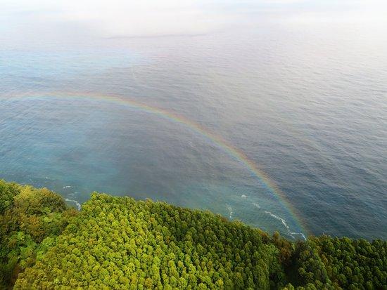 Waikoloa, Hawái: rainbow