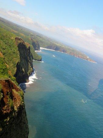 Waikoloa, HI: more coastline