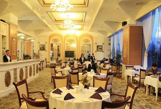 Yantai, Chine : Restaurant