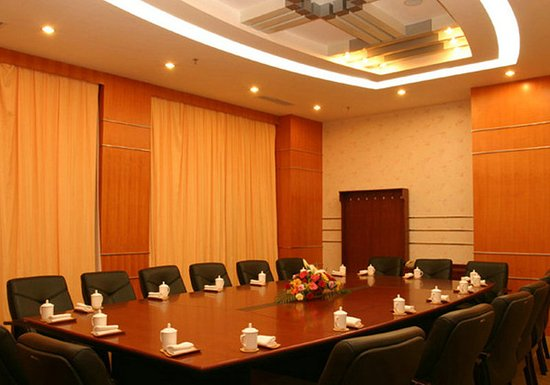 Yantai, Kina: Meeting Room