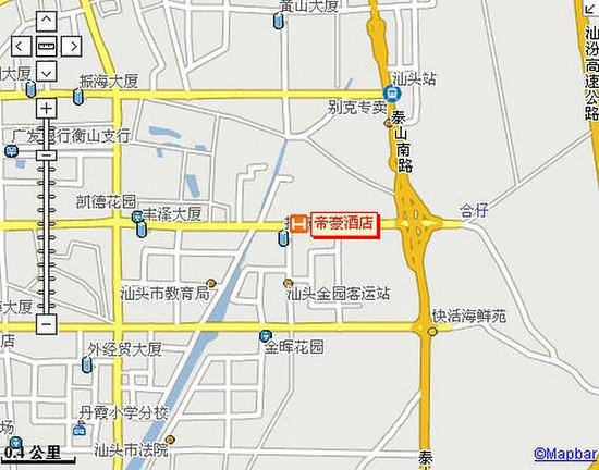 Шаньтоу, Китай: Map