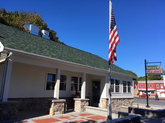 Oswego, Estado de Nueva York: The New Wade's Diner