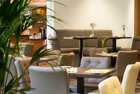 """Neuss, Tyskland: restaurant """"Amaroso"""""""