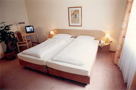 Bielefeld, Germania: Double room