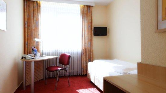 Bielefeld, Tyskland: single room