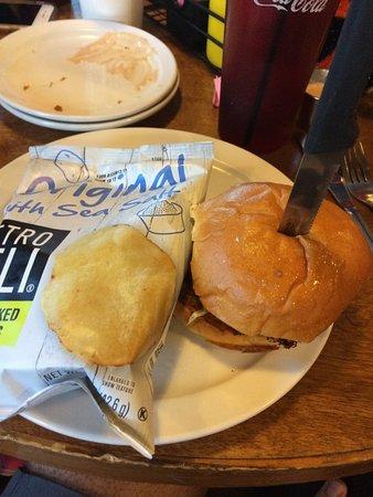 ฟาเยตต์วิลล์, อาร์คันซอ: Shroom Burger & Chips