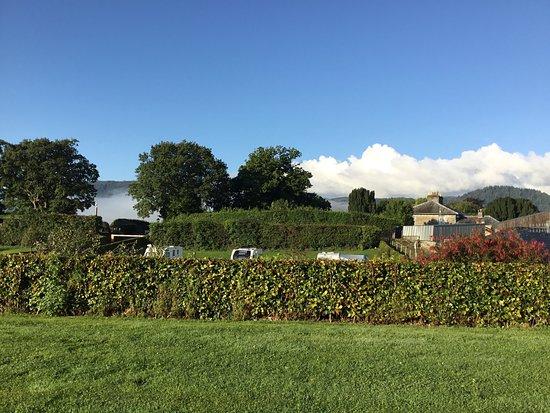 Llanrwst, UK: Bron Derw Touring Caravan Park
